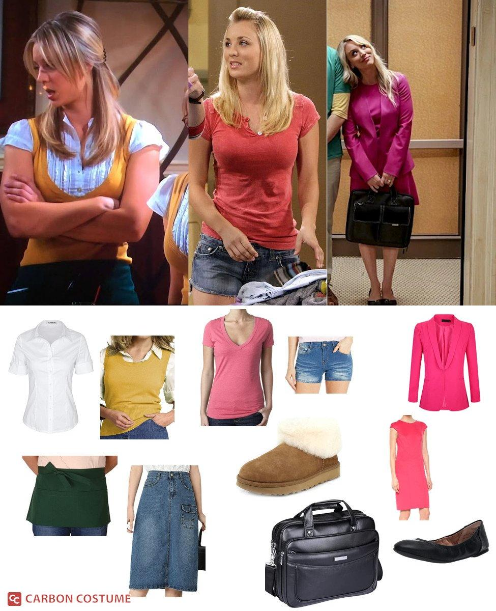 Penny from The Big Bang Theory Cosplay Guide
