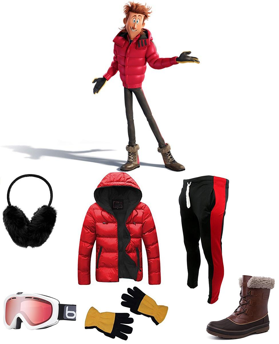 Percy from Smallfoot Cosplay Guide