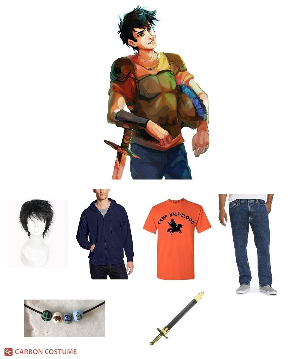 Percy Jackson Cosplay Guide