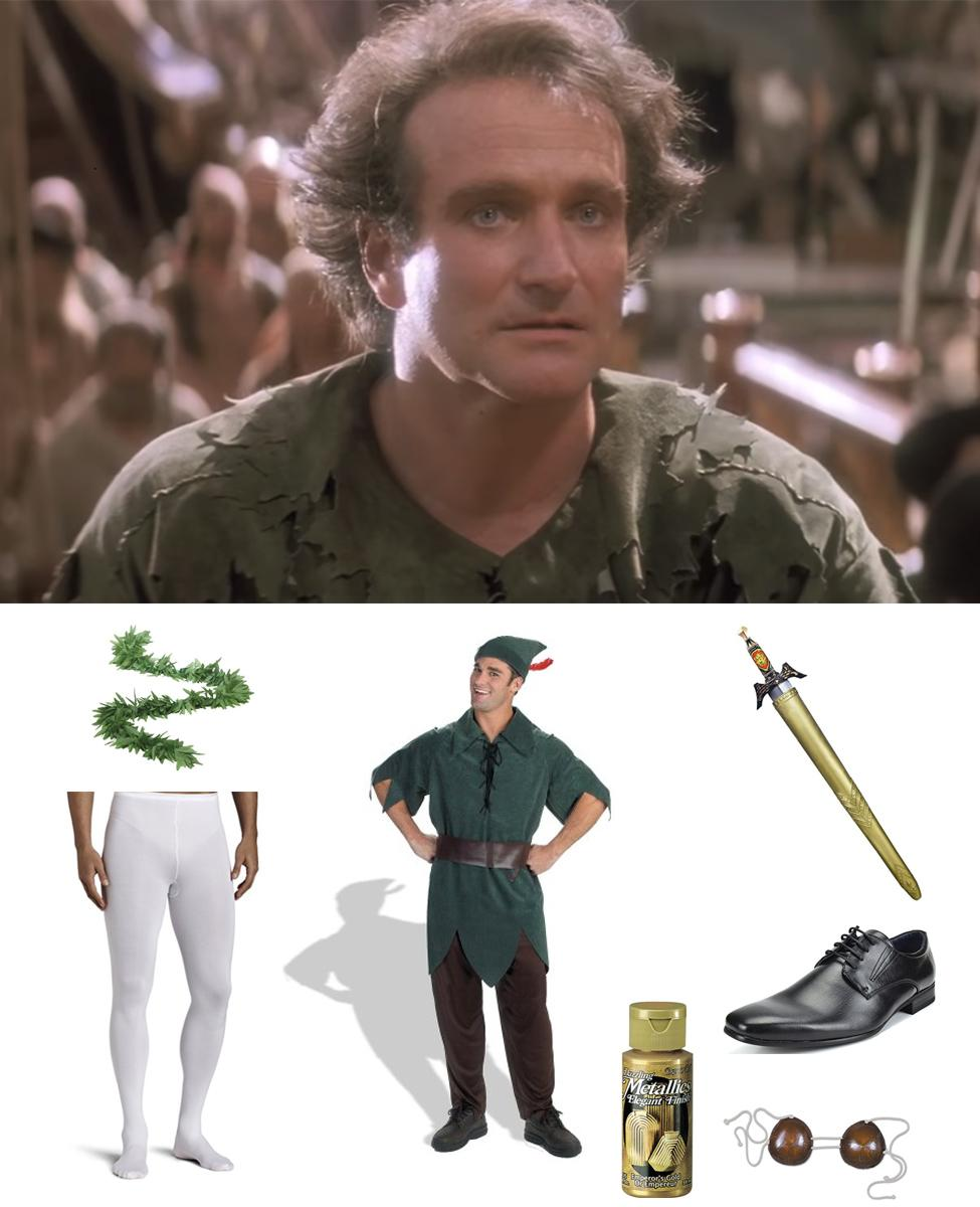 Peter Banning / Pan From Hook Cosplay Guide