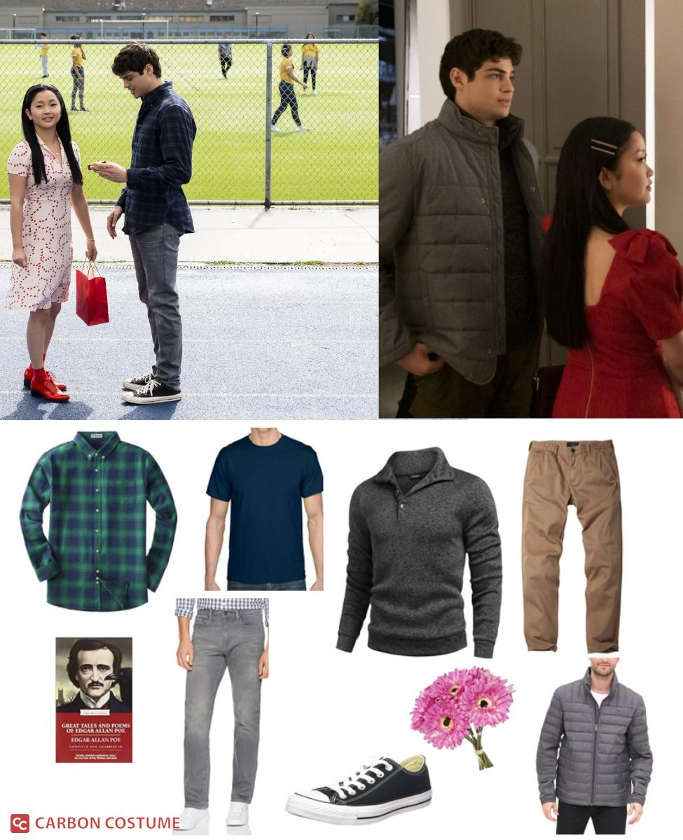 Peter Kavinsky from To All the Boys I've Loved Before 2 Cosplay Guide