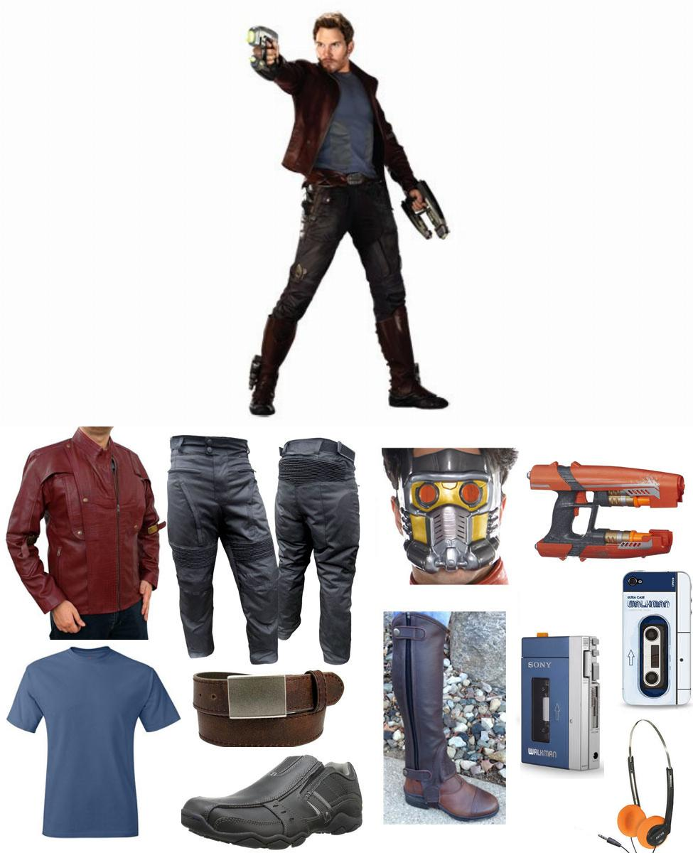 Peter Quill / Star-Lord Cosplay Guide