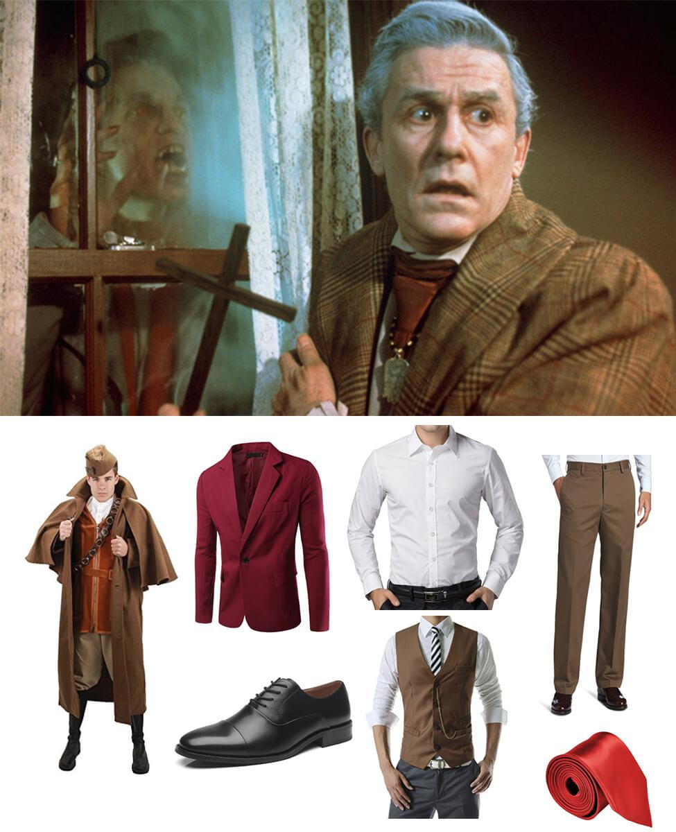 Peter Vincent (Fright Night 1985) Cosplay Guide