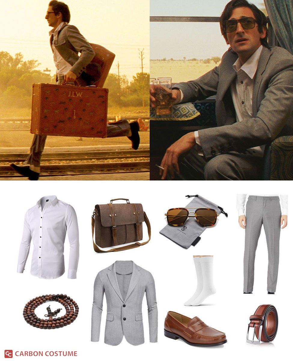 Peter Whitman from The Darjeeling Limited Cosplay Guide