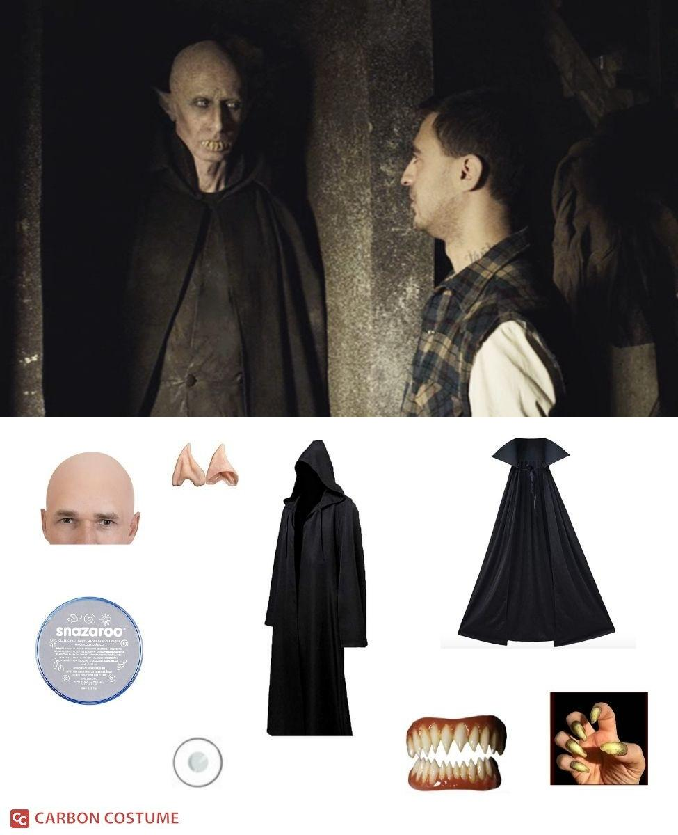 Petyr from What We Do in the Shadows Cosplay Guide