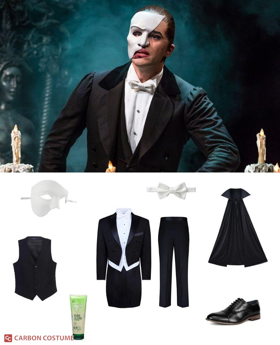 Phantom of the Opera Cosplay Guide