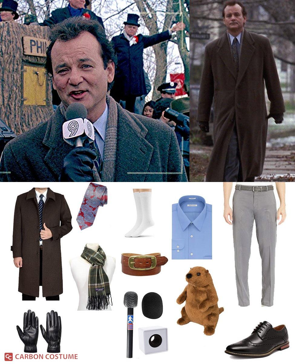 Phil Connors from Groundhog Day Cosplay Guide
