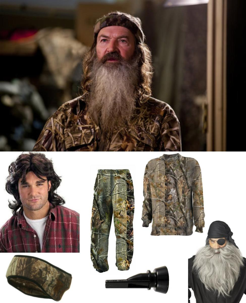 Phil Robertson Cosplay Guide