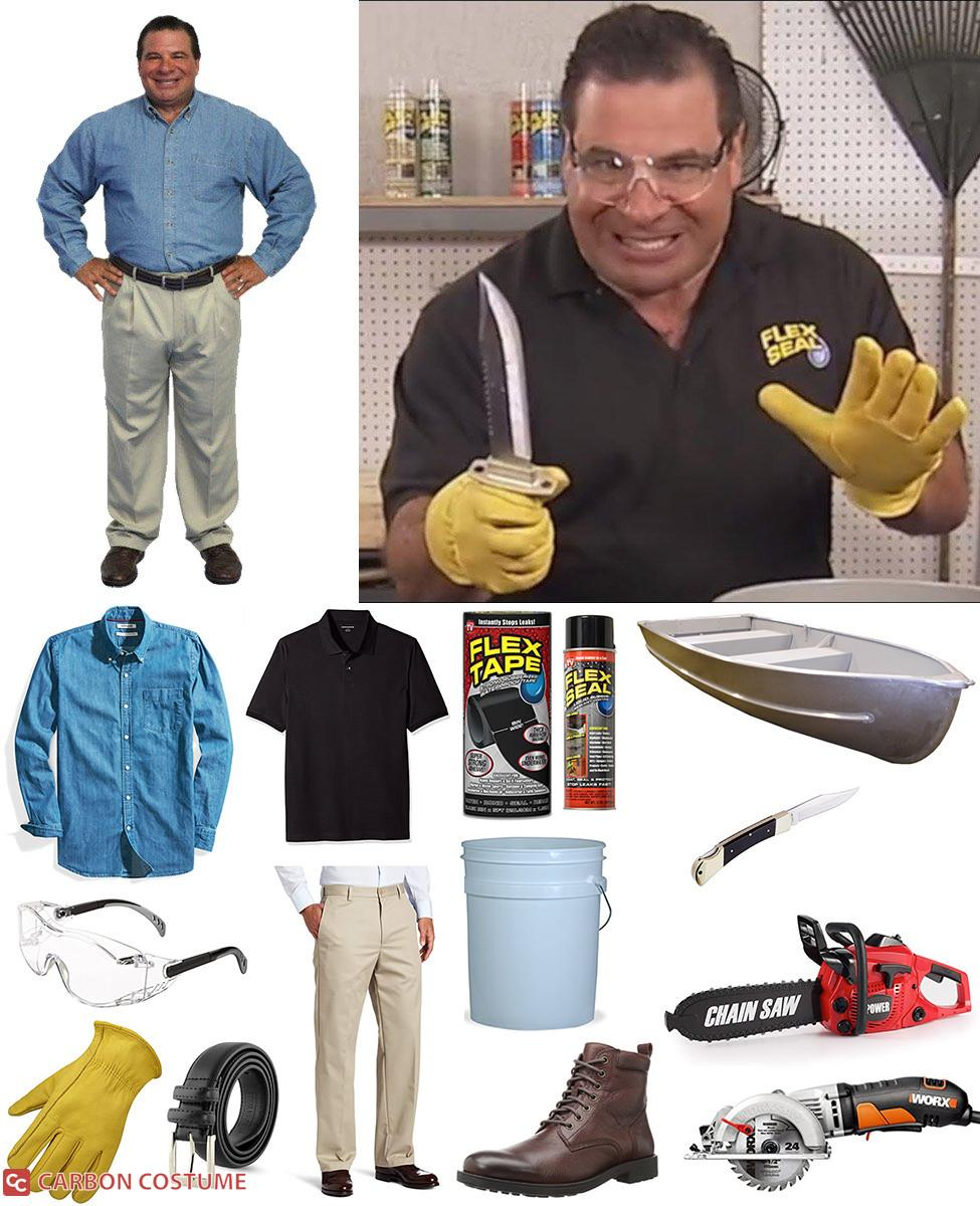 Phil Swift Cosplay Guide