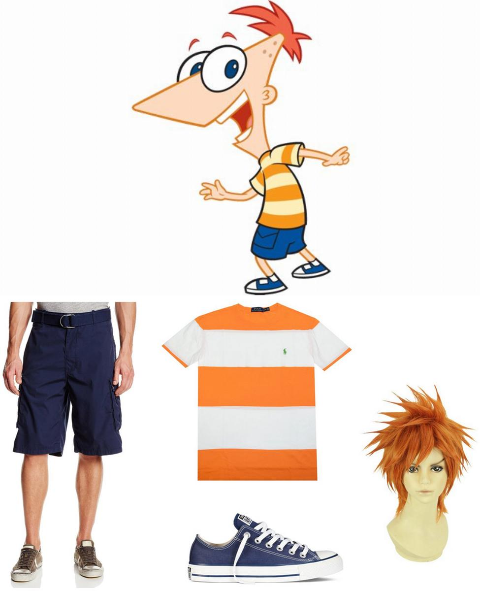 Phineas Flynn Cosplay Guide