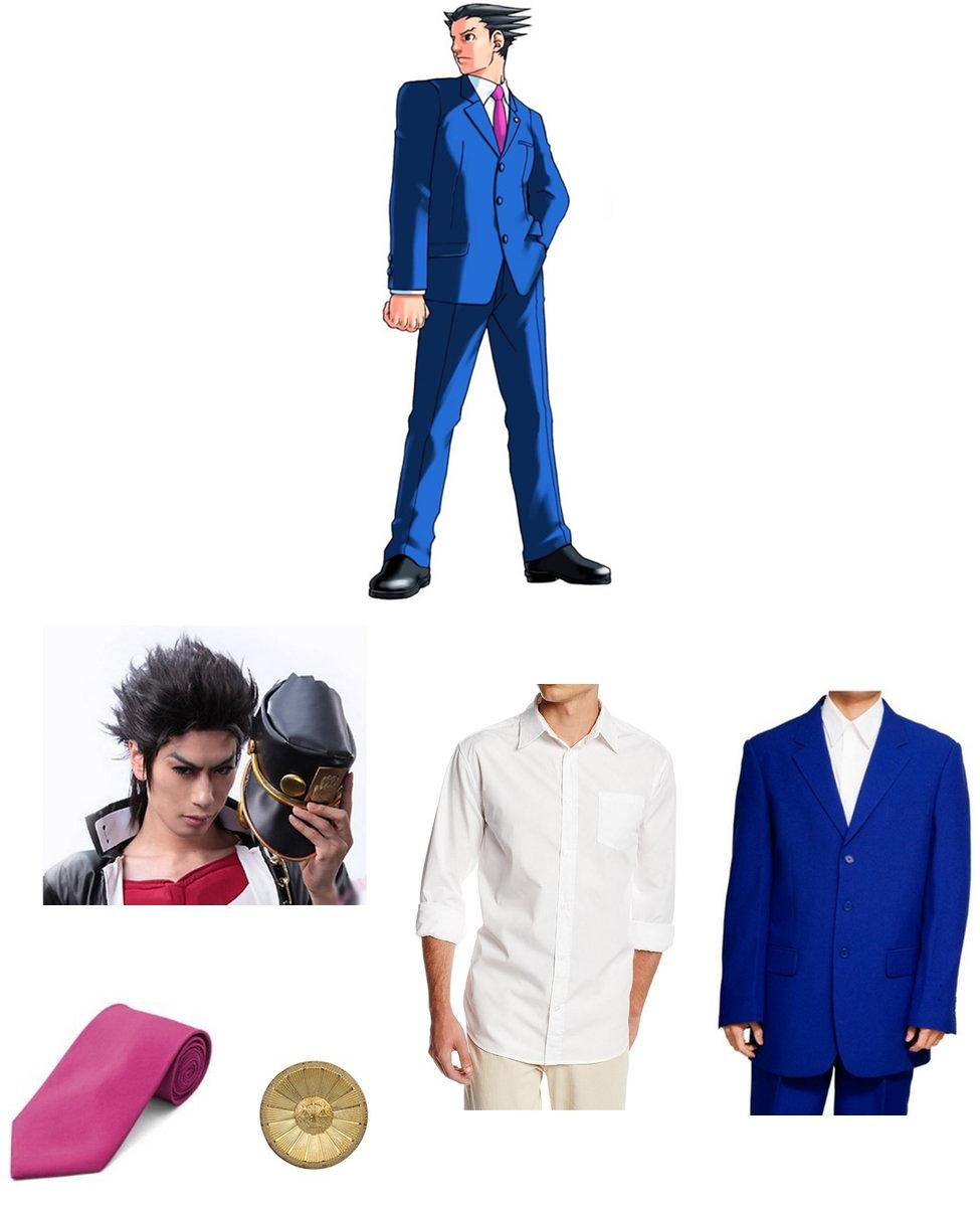 Phoenix Wright Cosplay Guide