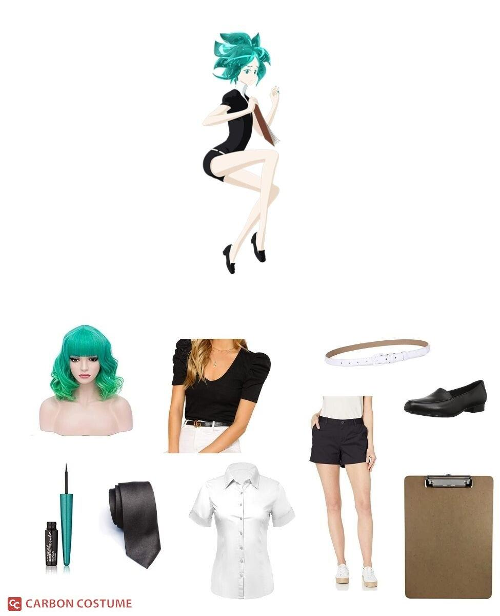 Phos from Land of the Lustrous Cosplay Guide