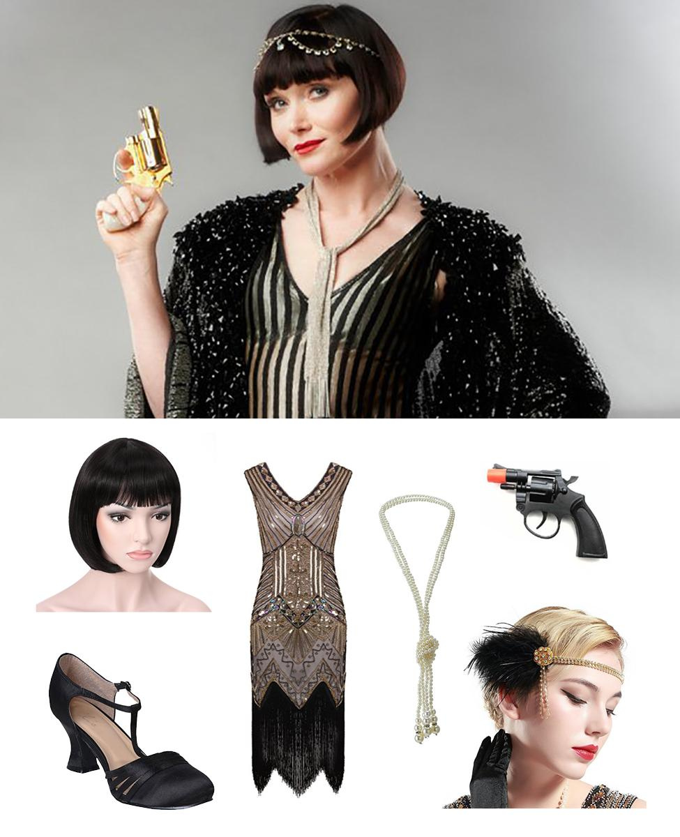 Phryne Fisher Cosplay Guide