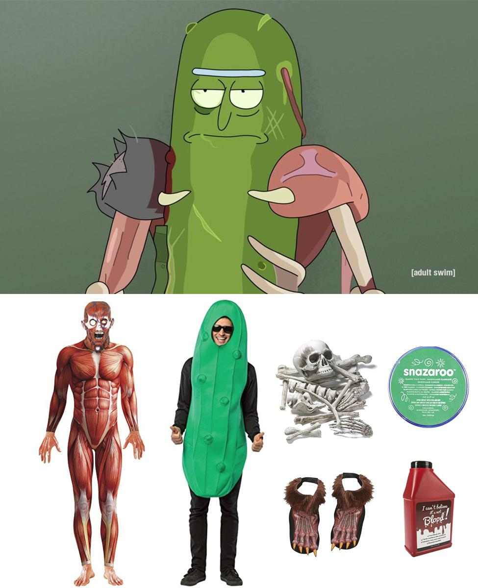 Pickle Rick Cosplay Guide