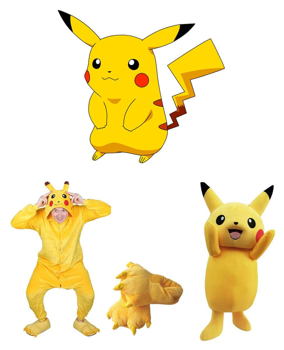 Pikachu Cosplay Guide