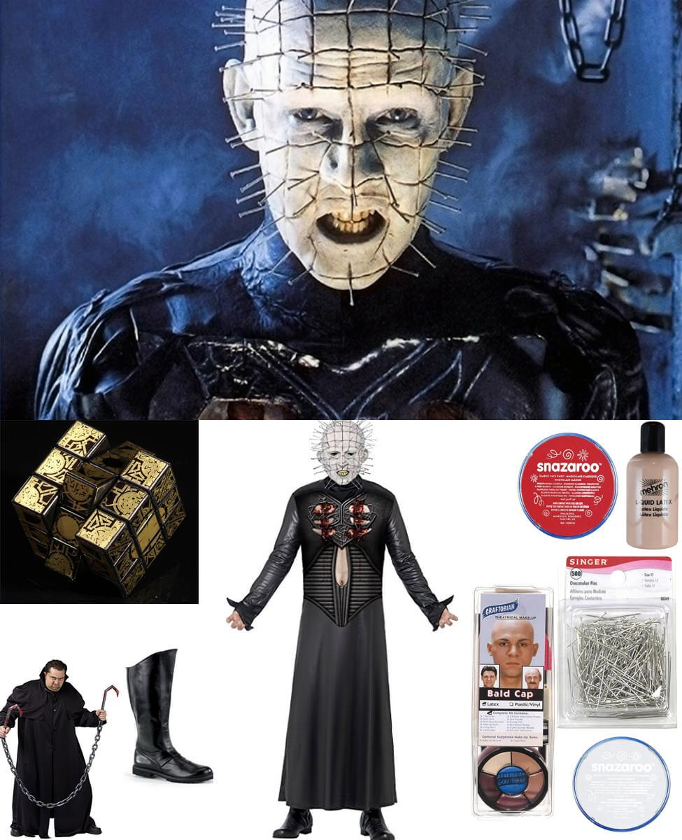 Pinhead Cosplay Guide