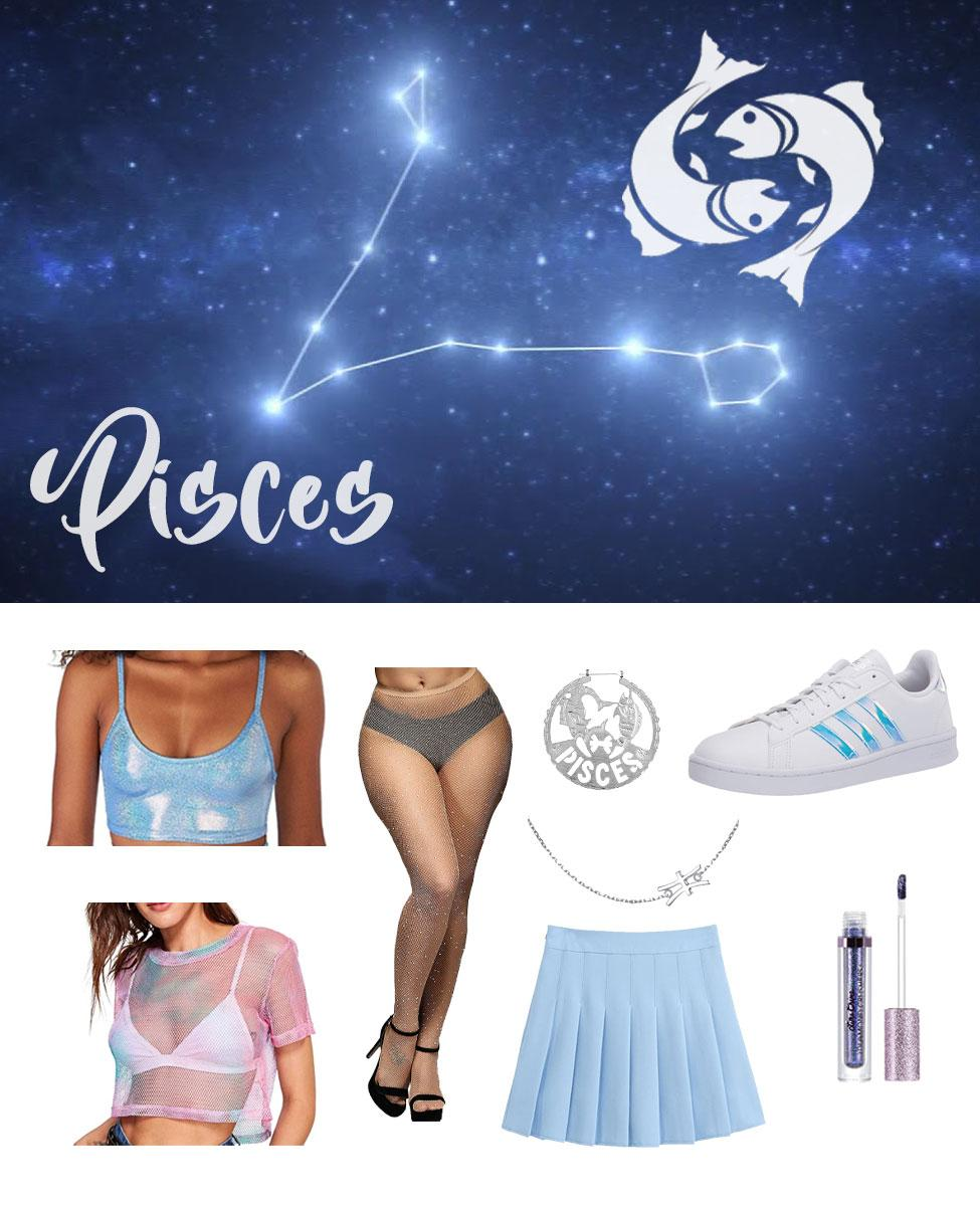 Pisces Cosplay Guide