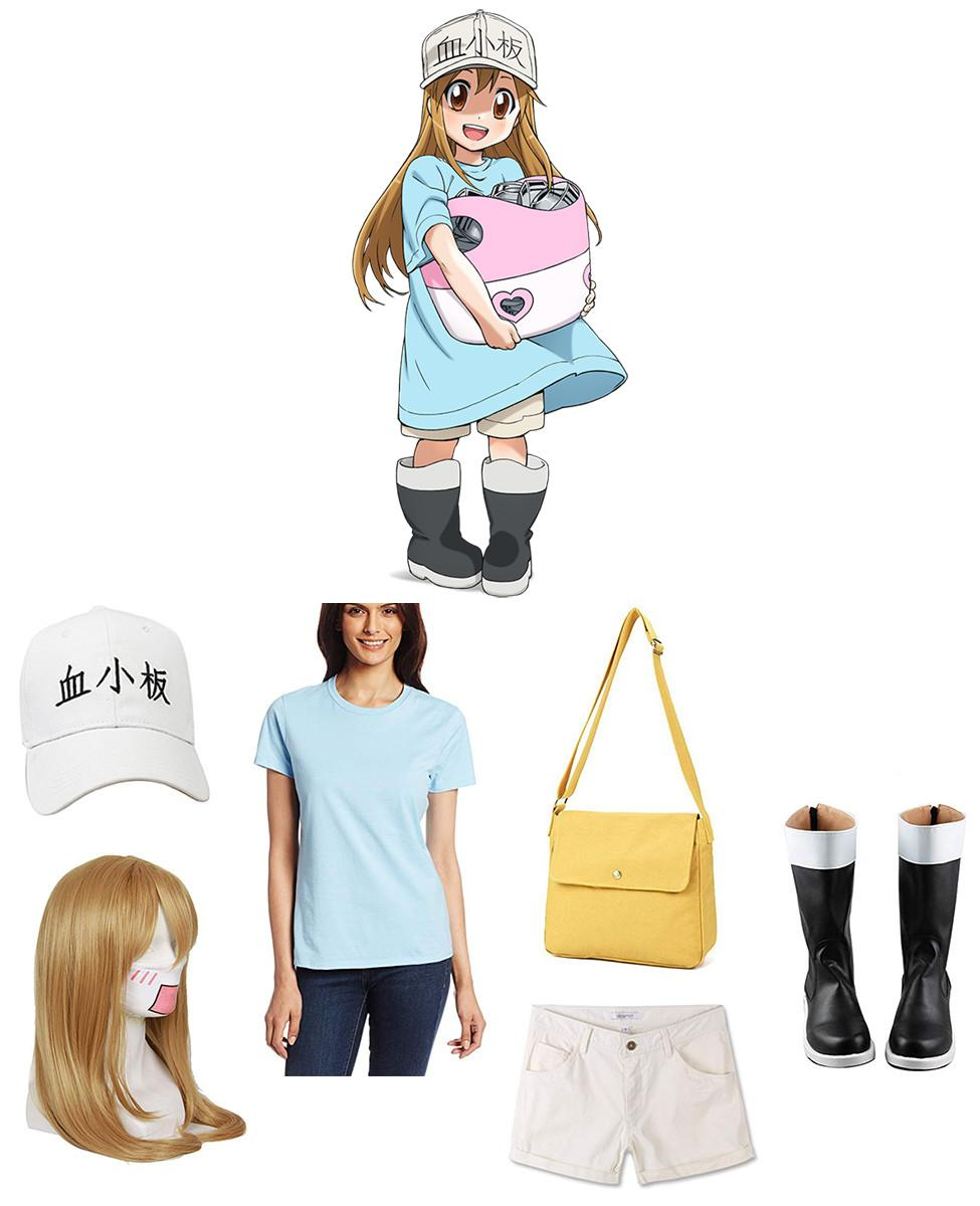 Platelet Cosplay Guide