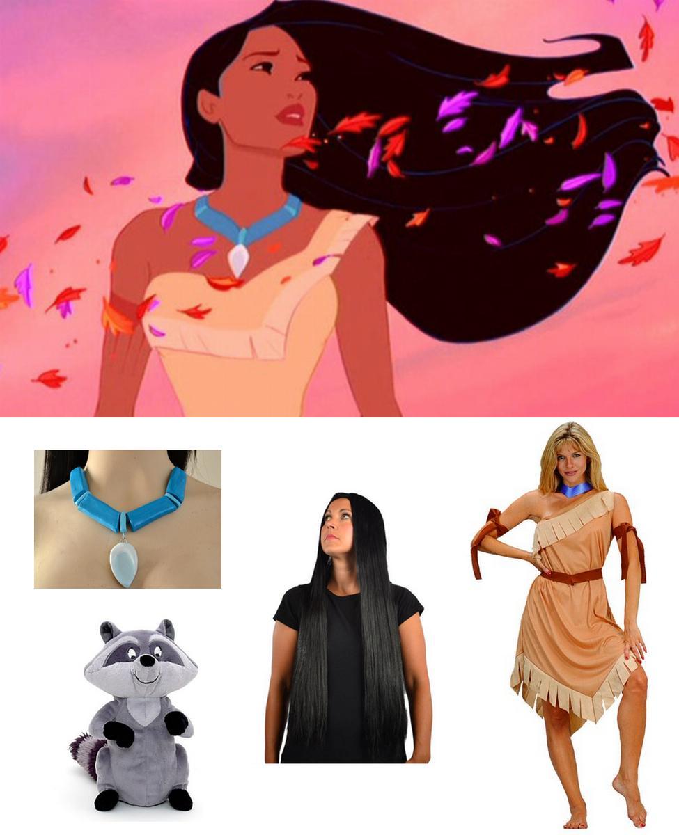 Pocahontas Cosplay Guide