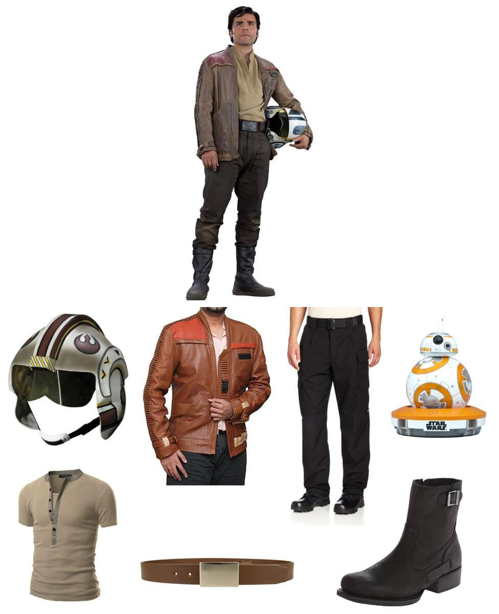 Poe Dameron Cosplay Guide