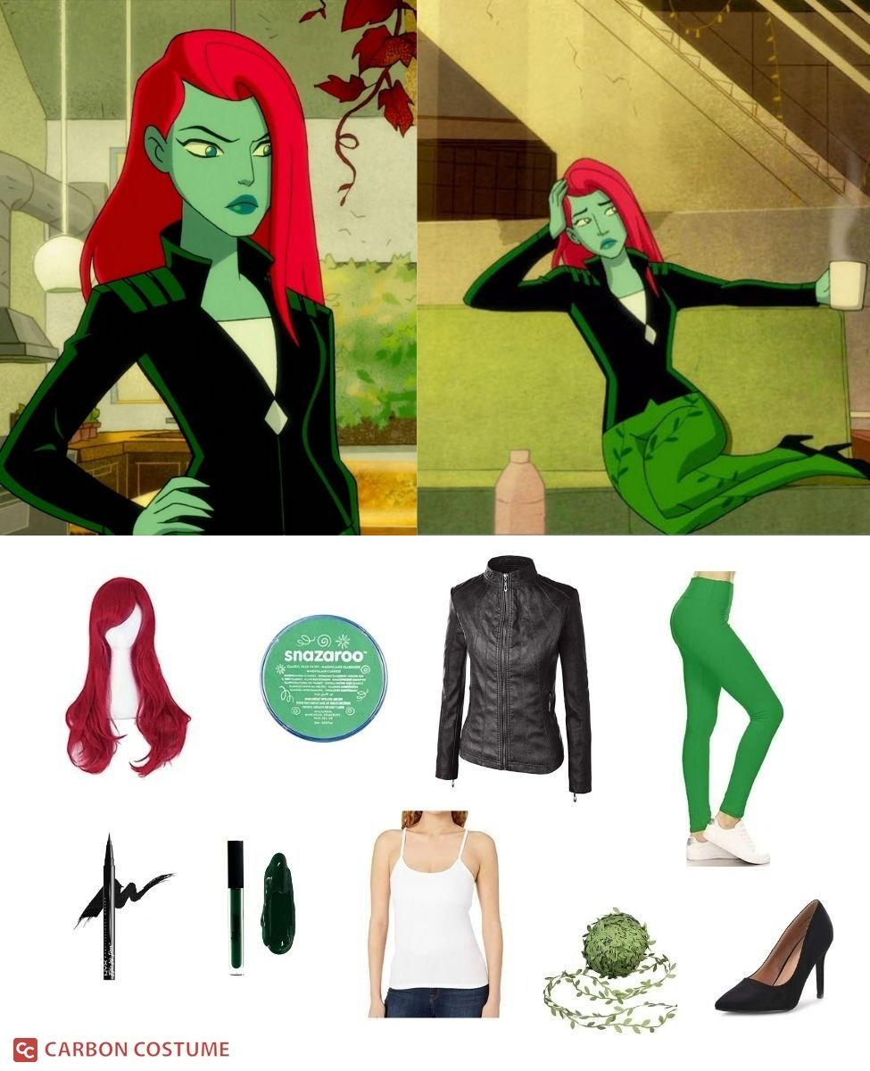 Poison Ivy from DC Universe Cosplay Guide