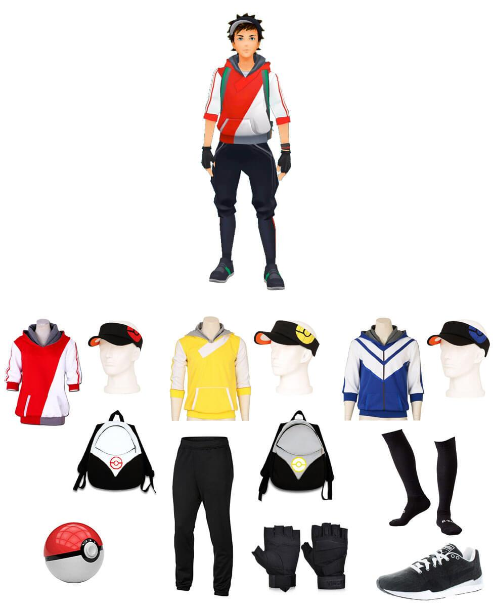 Pokemon Go Trainer Cosplay Guide