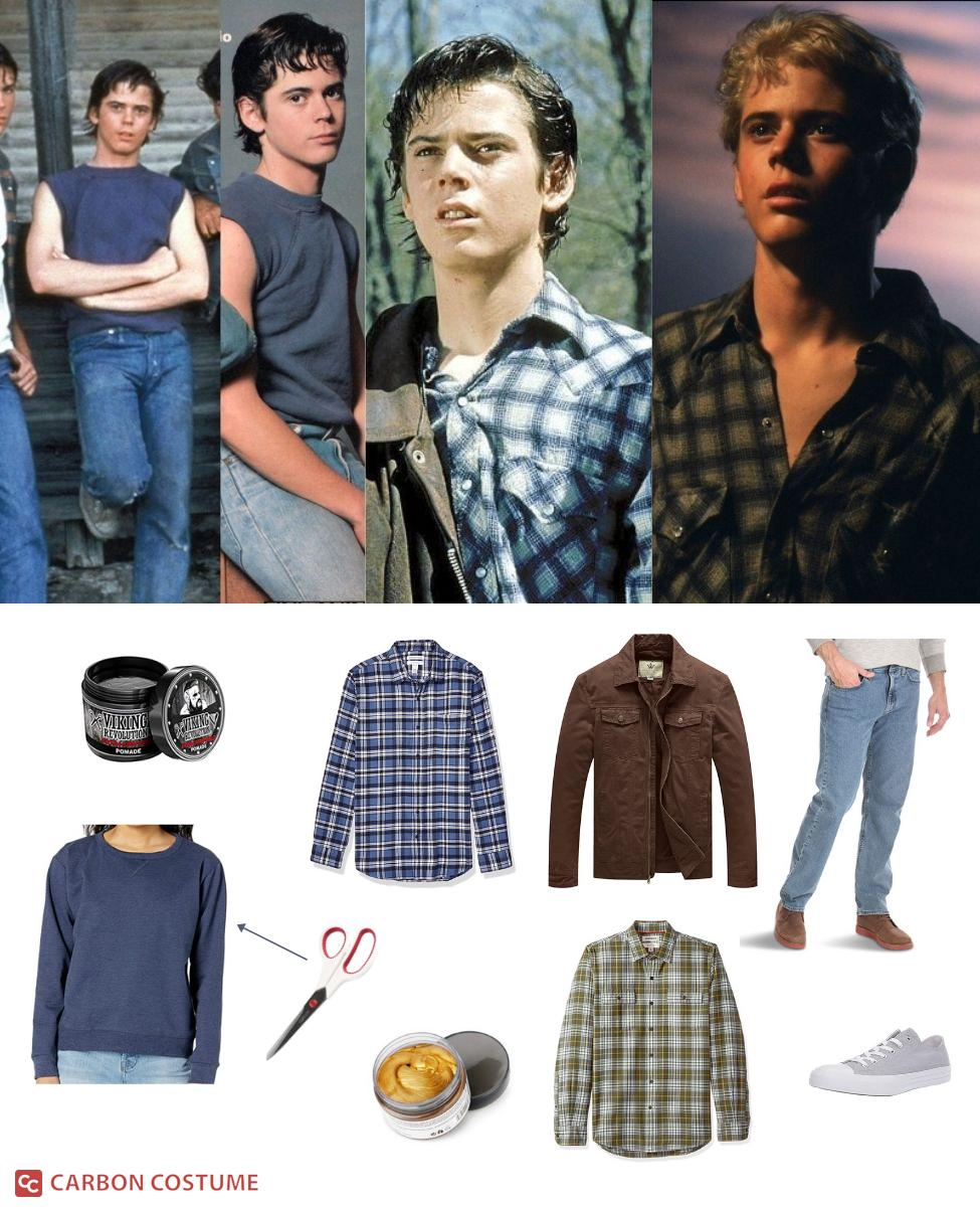 Ponyboy Curtis from The Outsiders Cosplay Guide