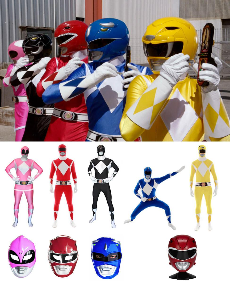 Power Rangers Cosplay Guide