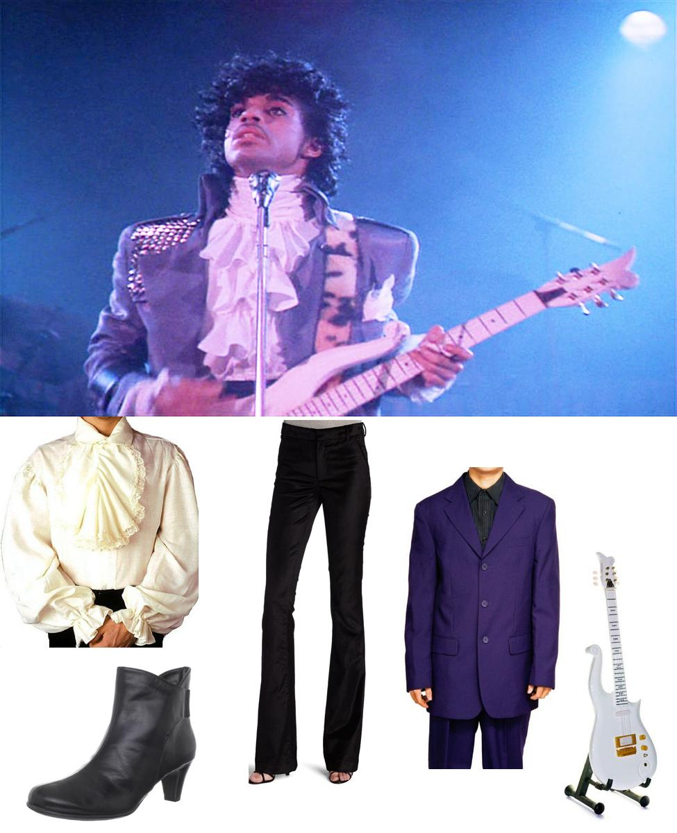 Prince Cosplay Guide