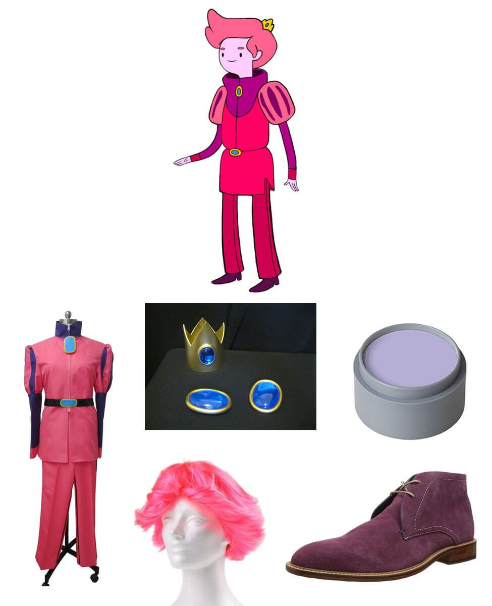 Prince Gumball Cosplay Guide