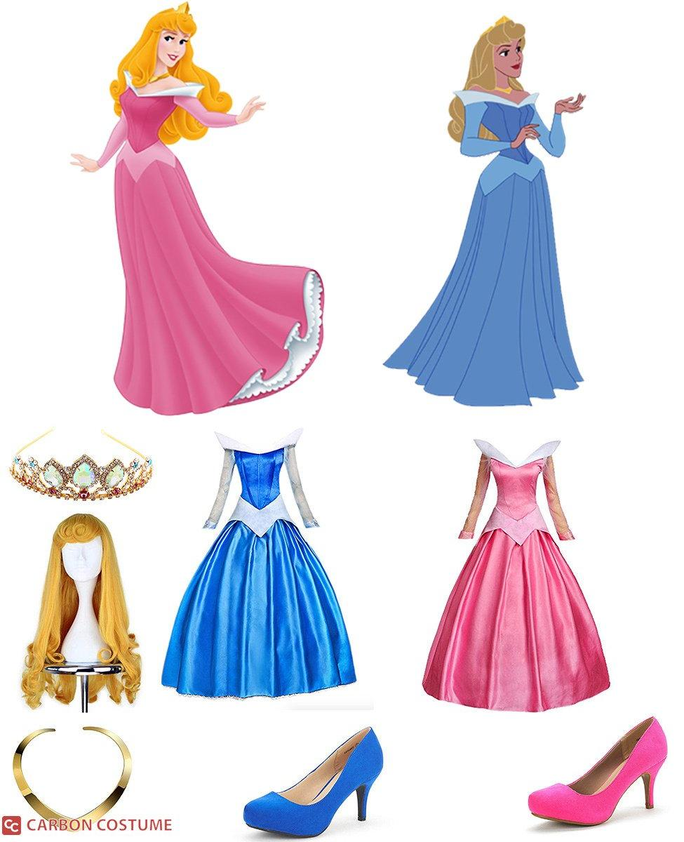 Princess Aurora from Sleeping Beauty Cosplay Guide
