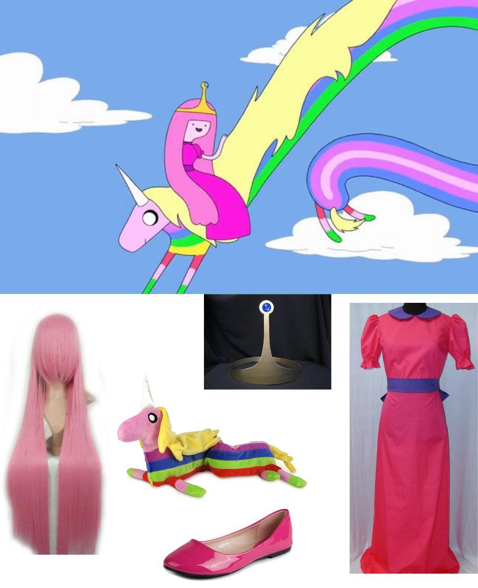 Princess Bubblegum Cosplay Guide
