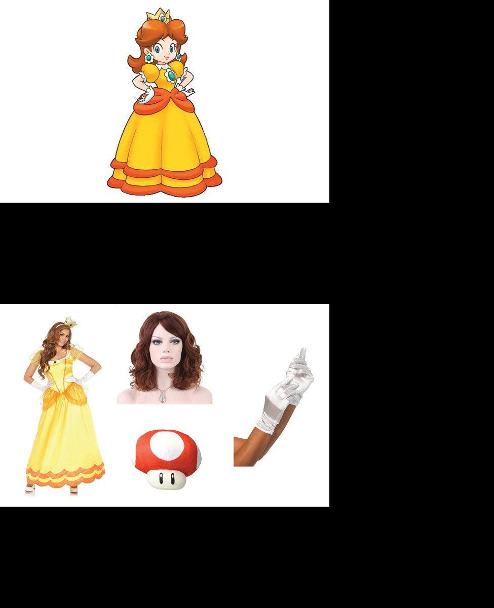 Princess Daisy Cosplay Guide