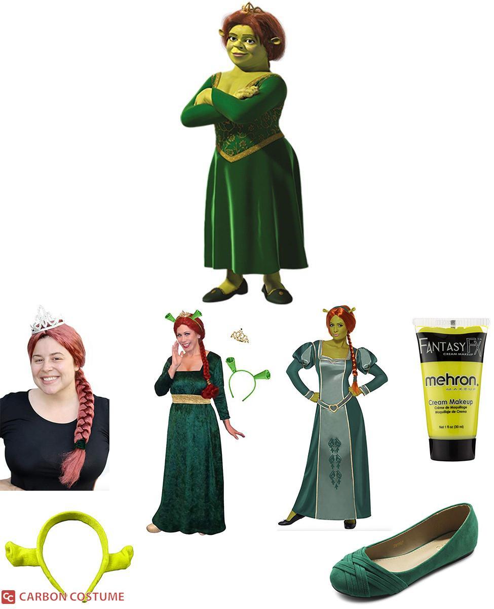 Princess Fiona Cosplay Guide