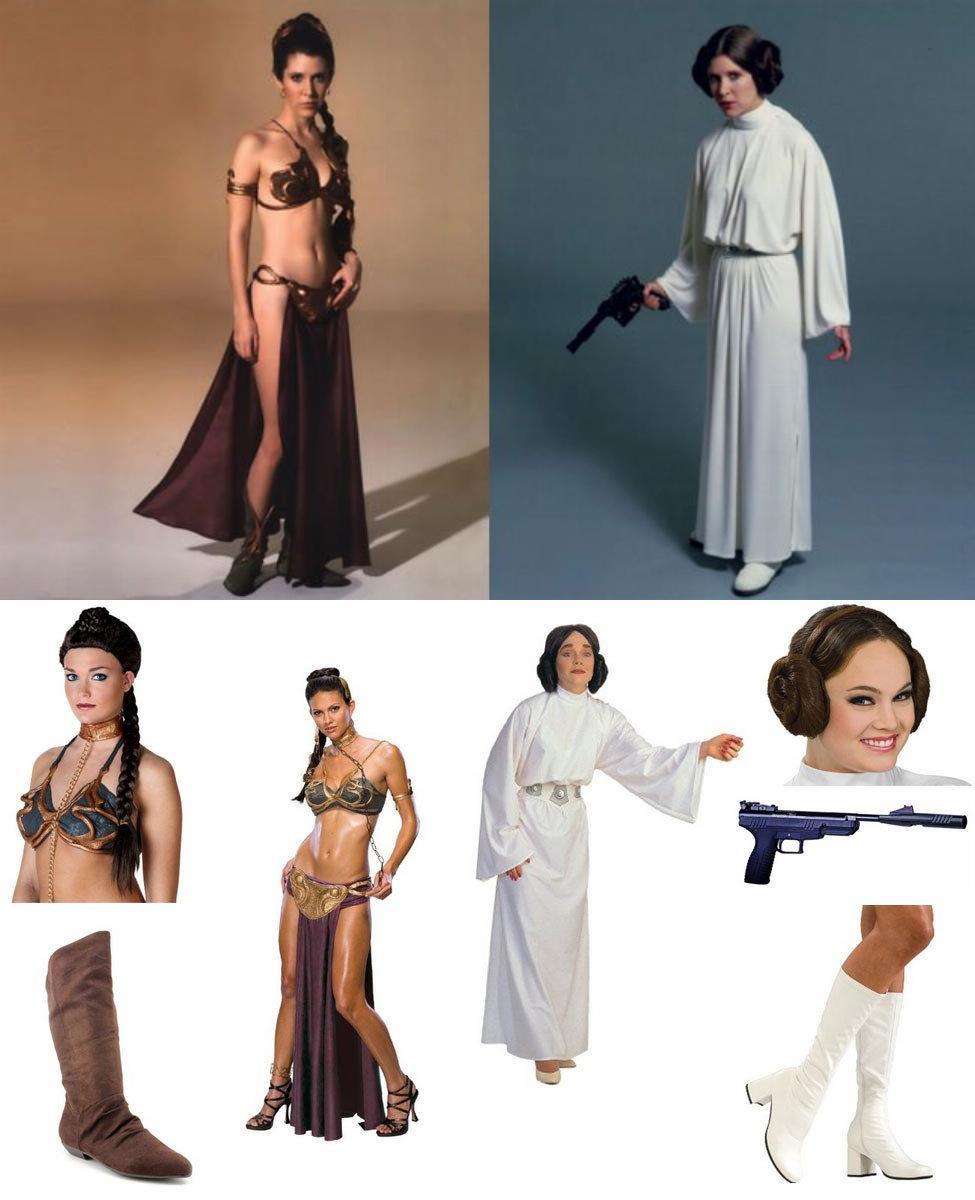 Princess Leia Cosplay Guide