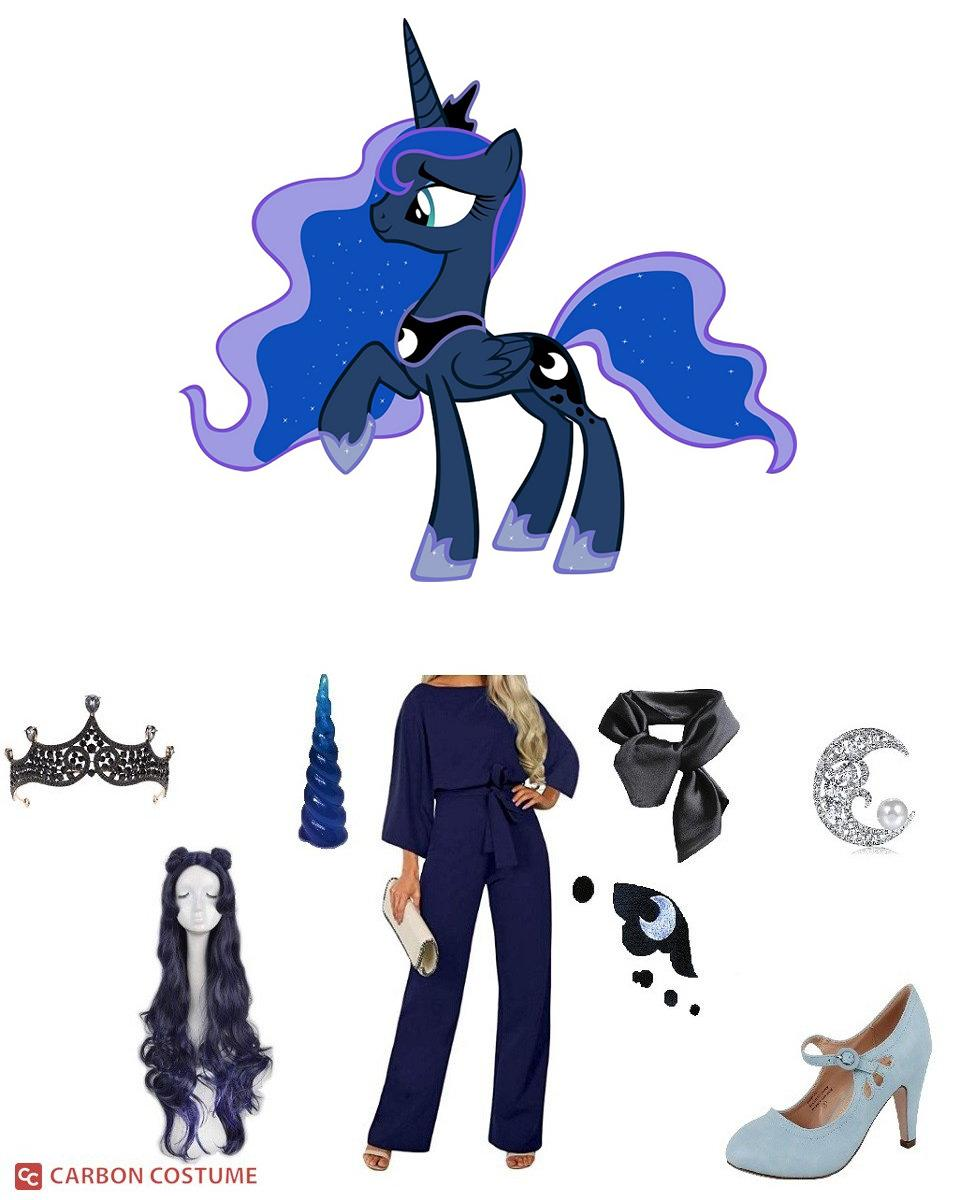 Princess Luna from My Little Pony Cosplay Guide