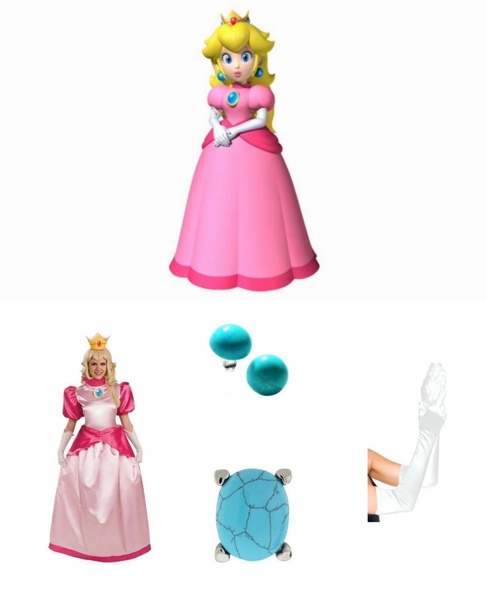 Princess Peach Cosplay Guide