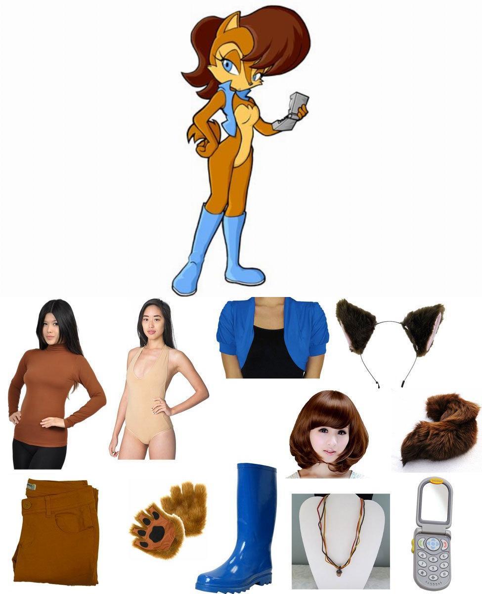 Princess Sally Alicia Acorn Cosplay Guide