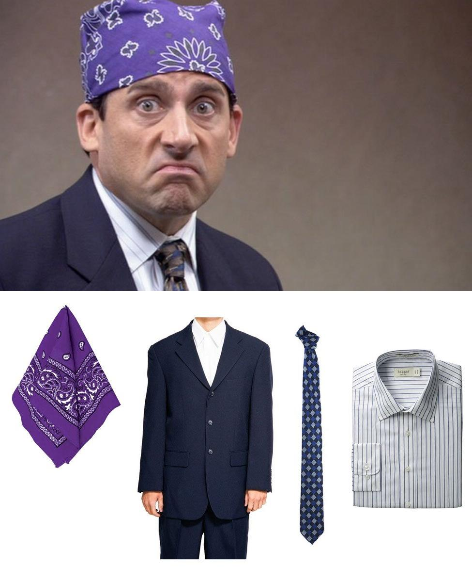 Prison Mike Cosplay Guide