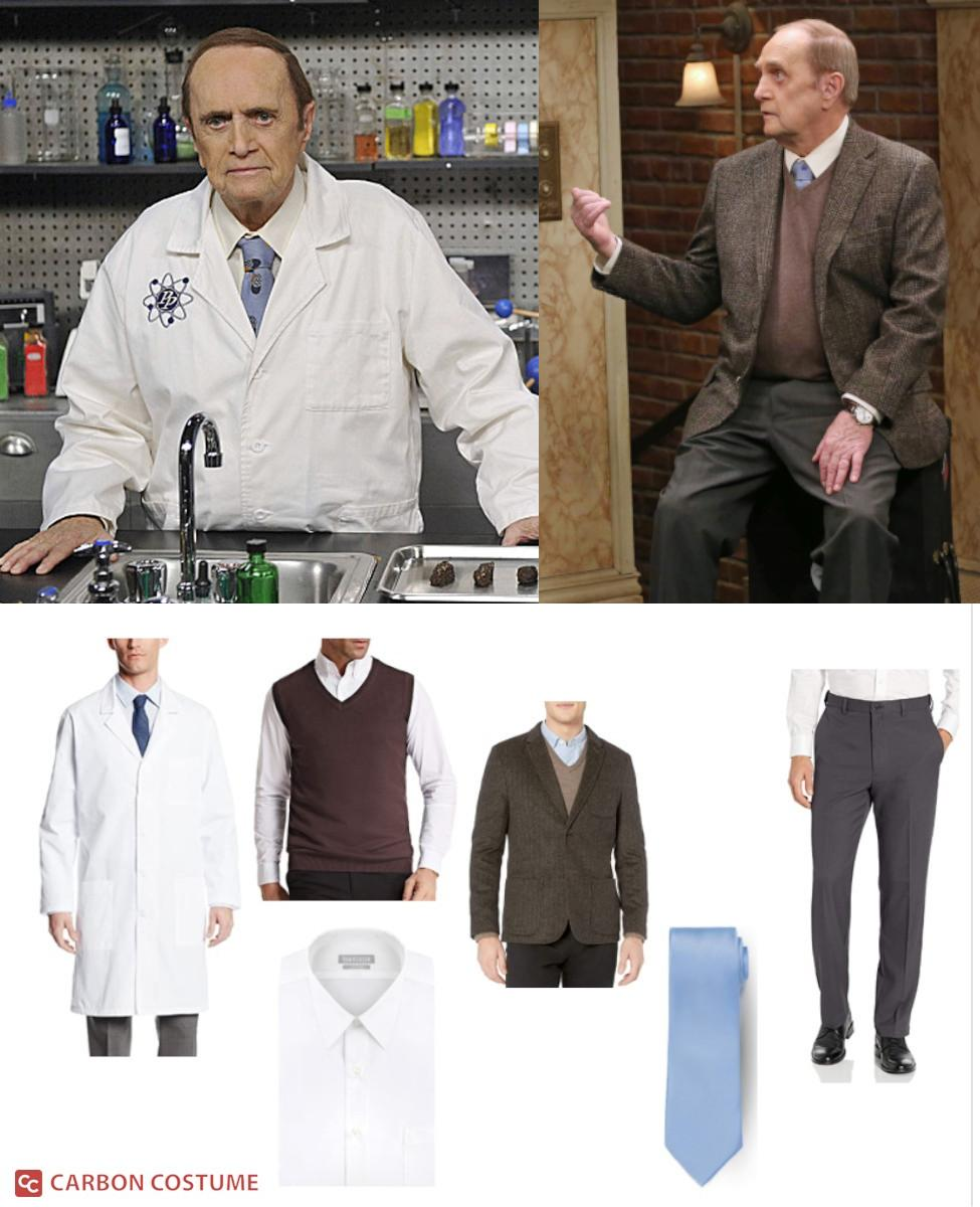 Professor Proton from The Big Bang Theory Cosplay Guide