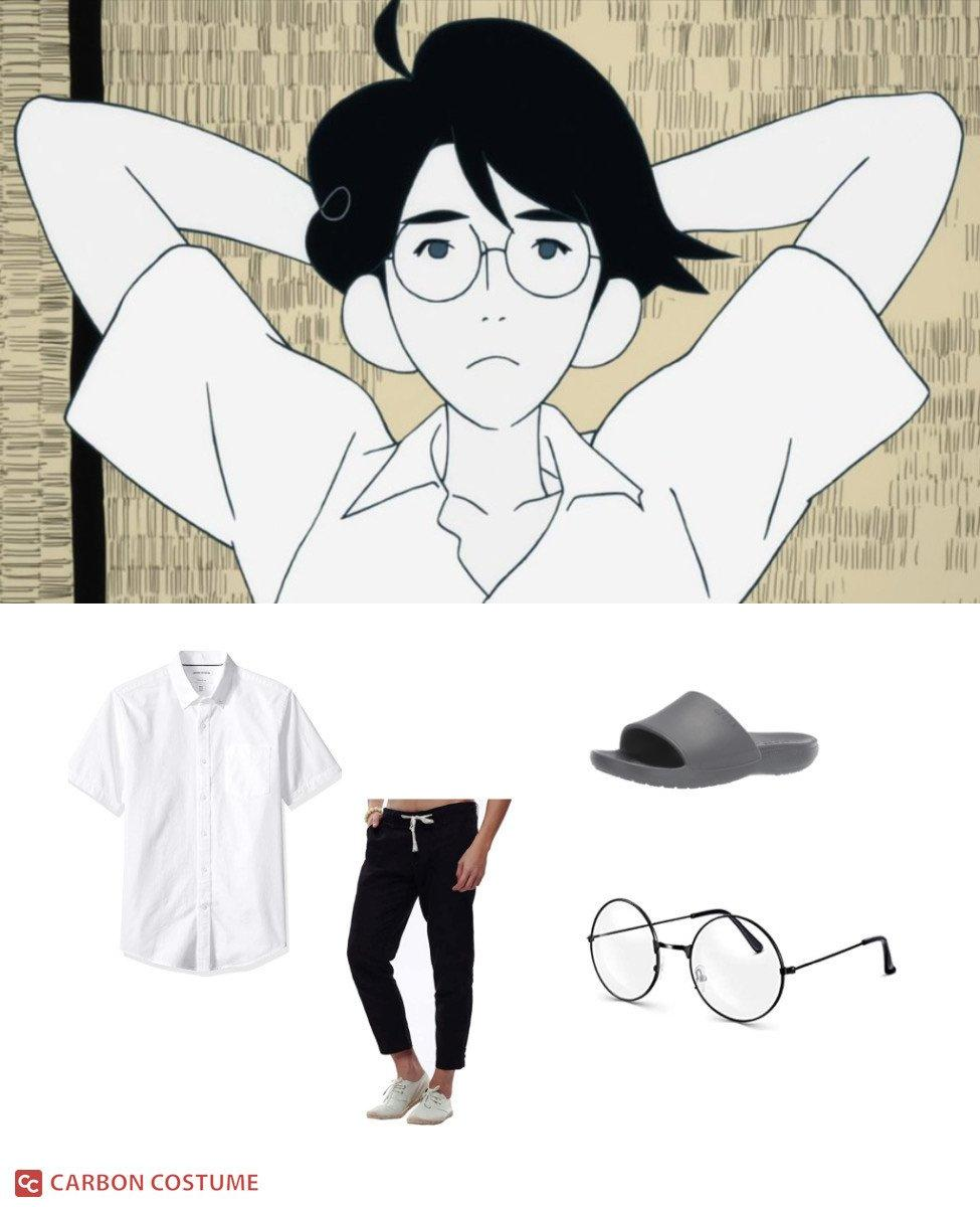 Protagonist from The Tatami Galaxy Cosplay Guide