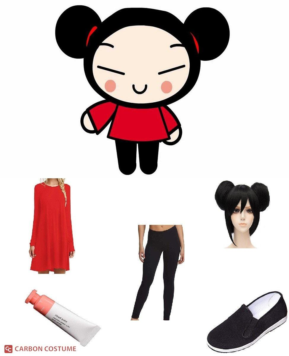 Pucca Cosplay Guide