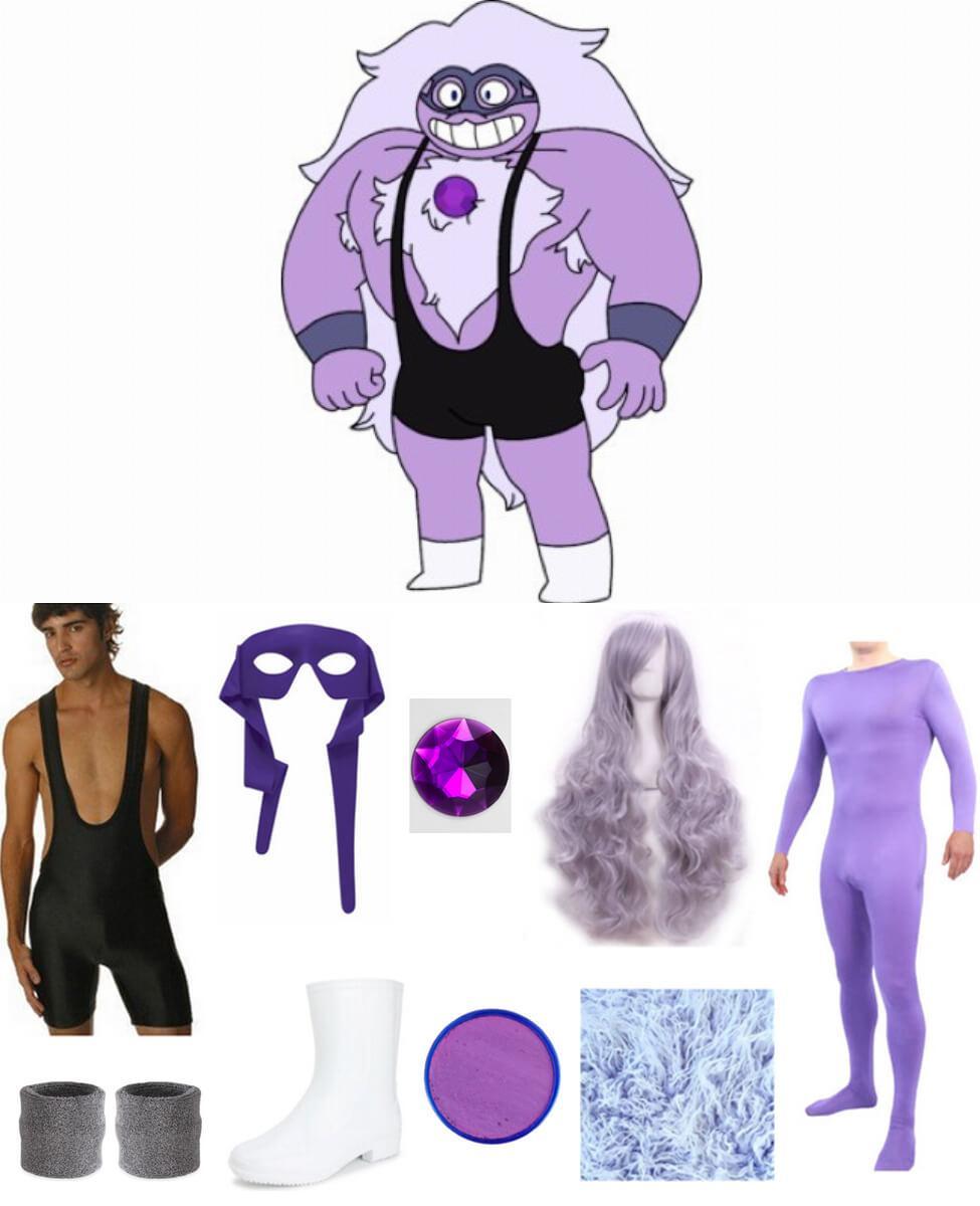 Purple Puma Cosplay Guide
