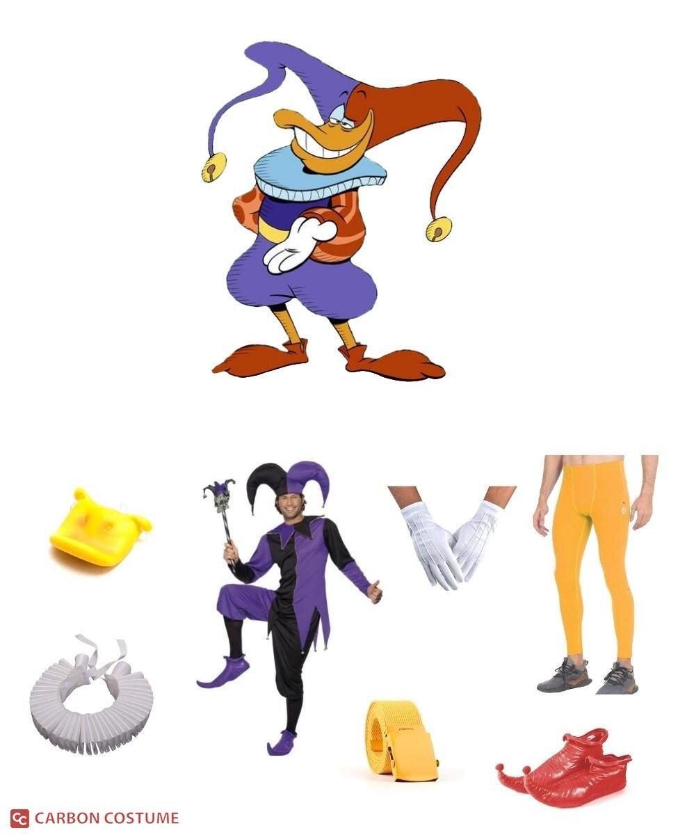 Quackerjack from Darkwing Duck Cosplay Guide