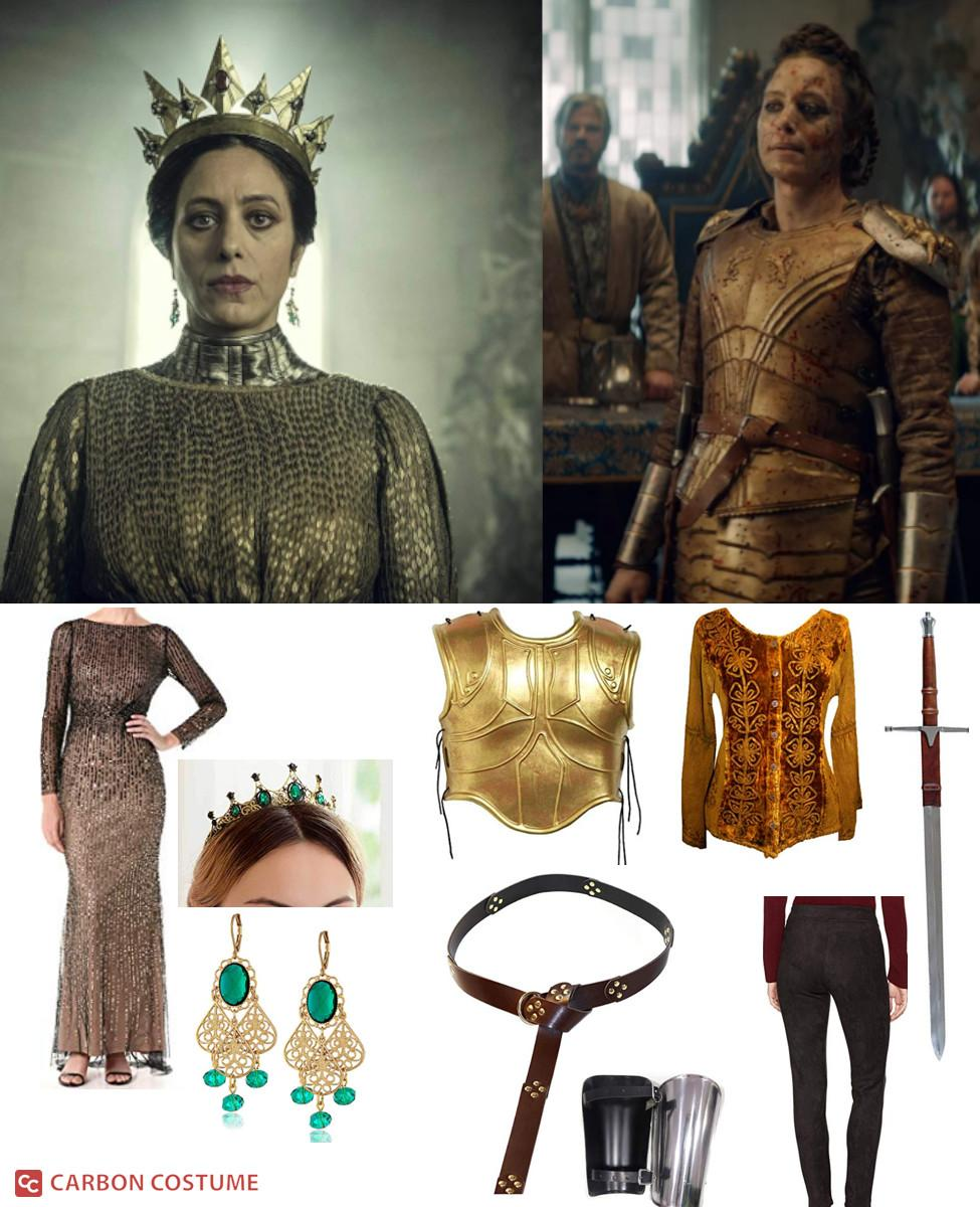 Queen Calanthe from Netflix's The Witcher Cosplay Guide