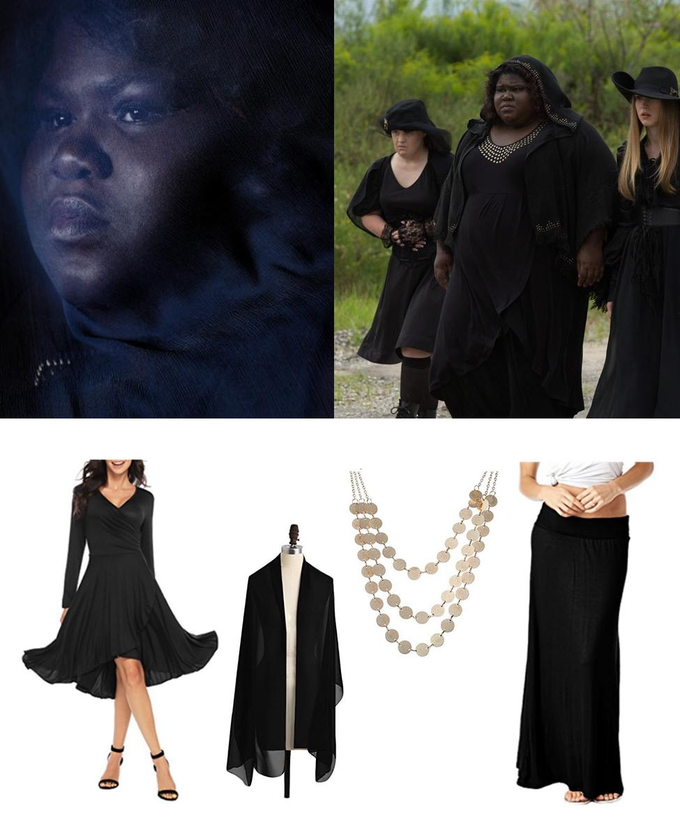 Queenie from AHS: Coven Cosplay Guide
