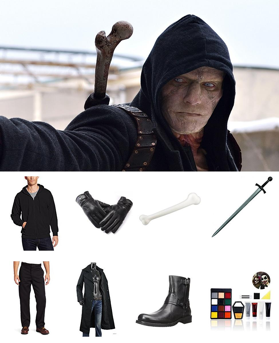 Quinlan Cosplay Guide