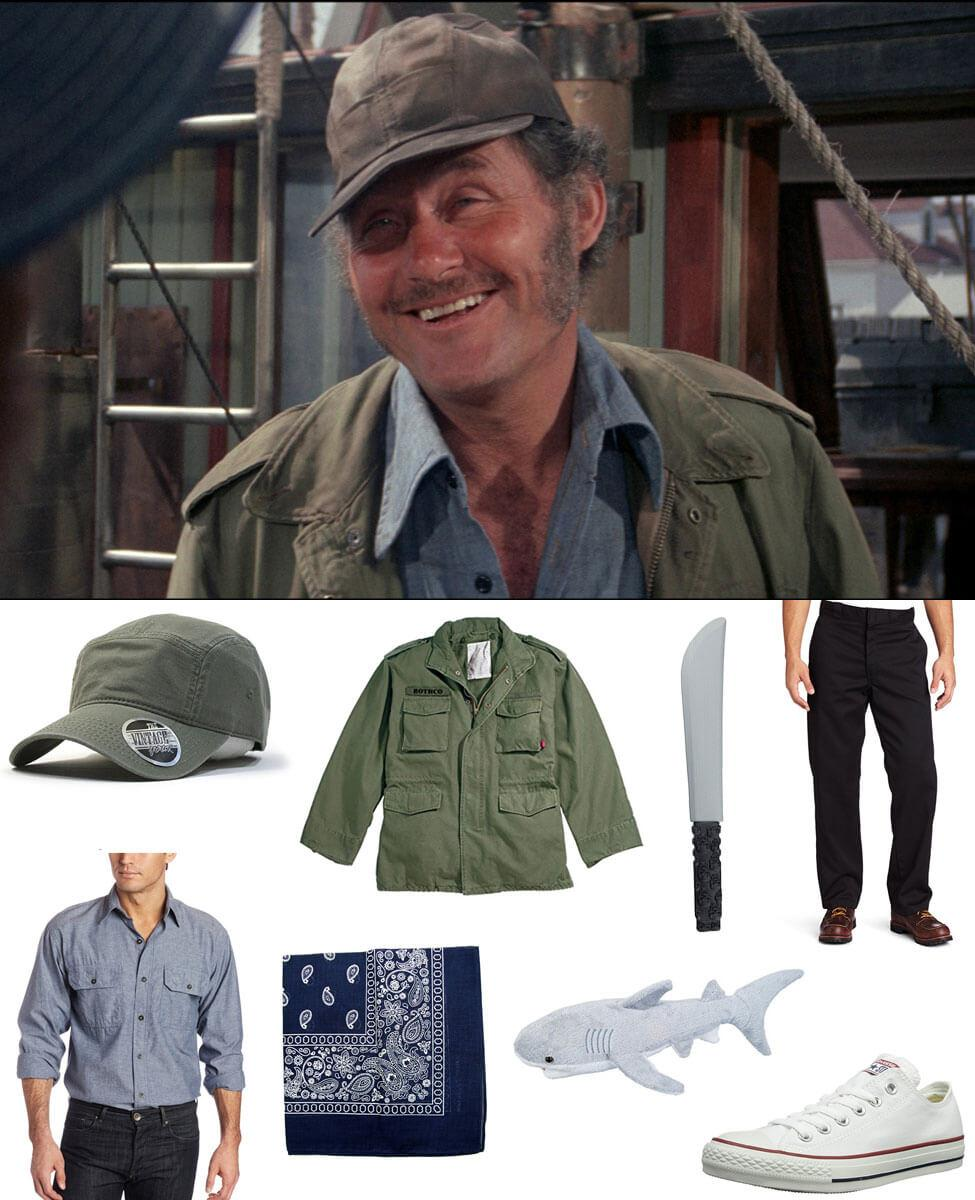 Quint from Jaws Cosplay Guide