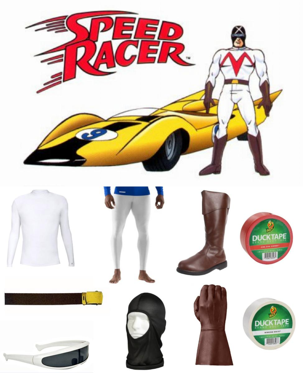 Racer X Cosplay Guide