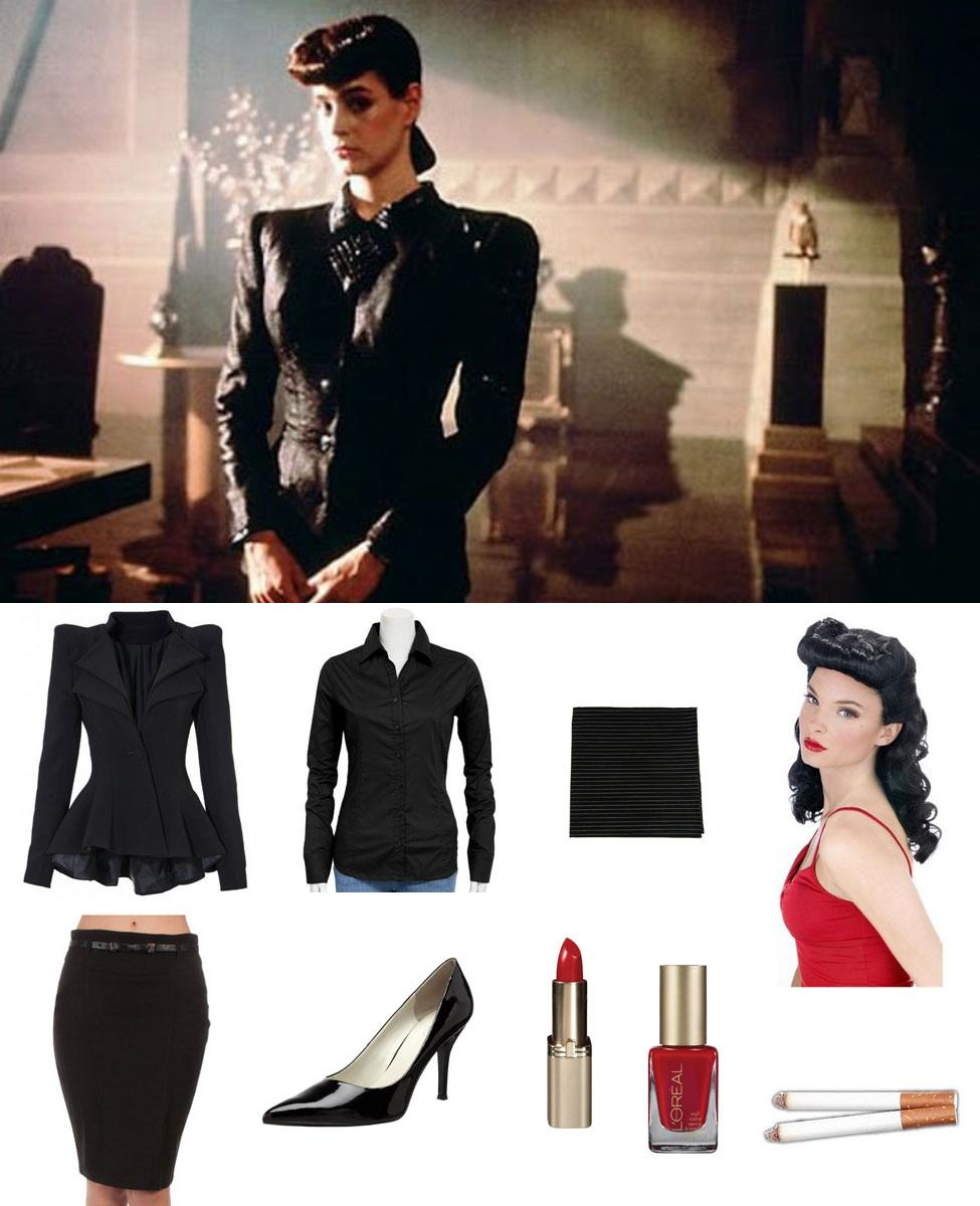 Rachael from Blade Runner Cosplay Guide